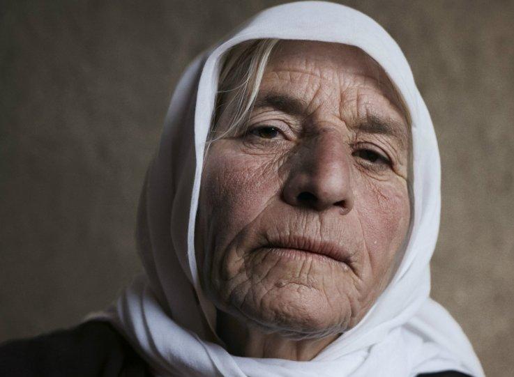 I Am Yezidi exhibition