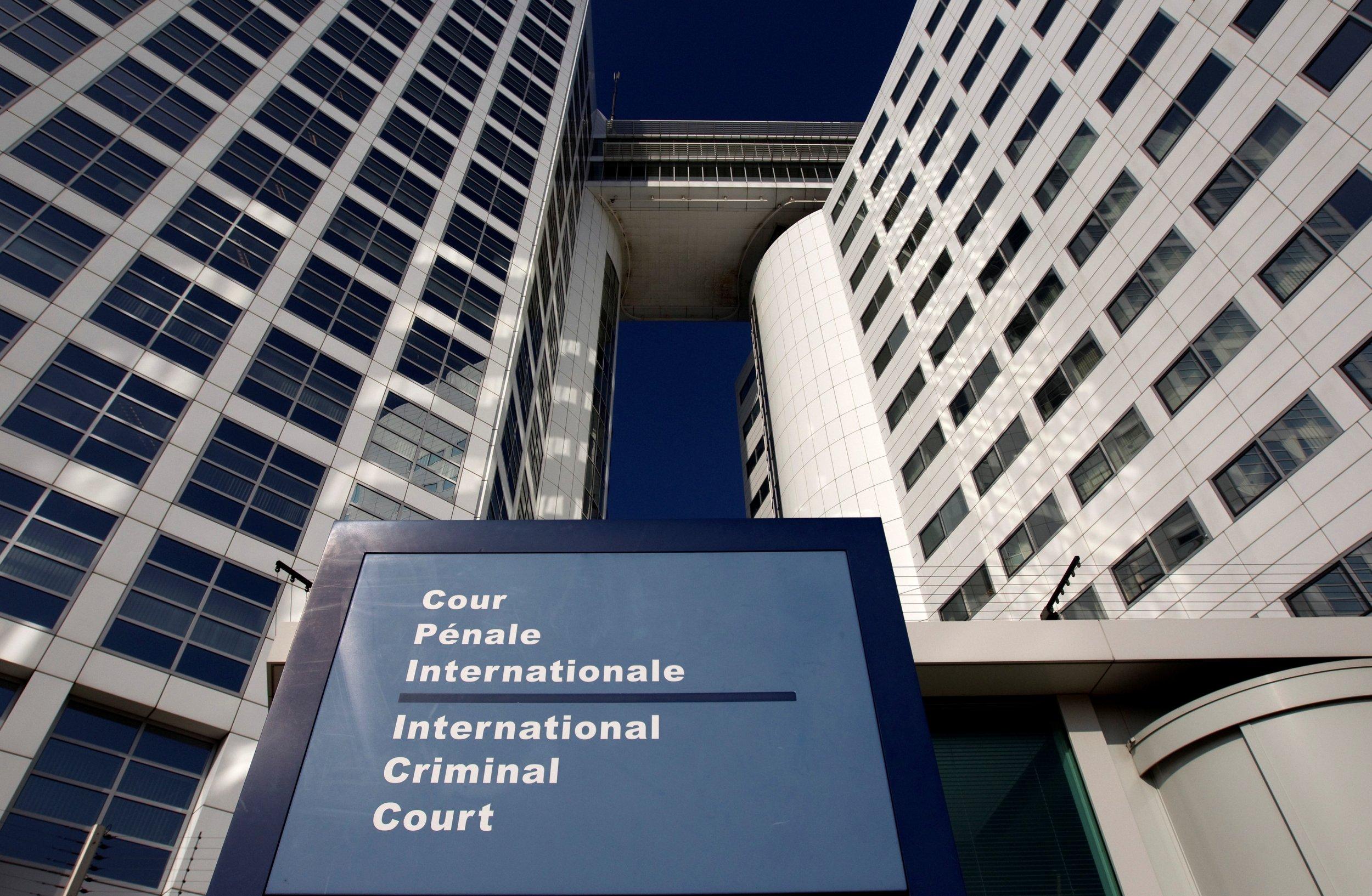 ICC entrance