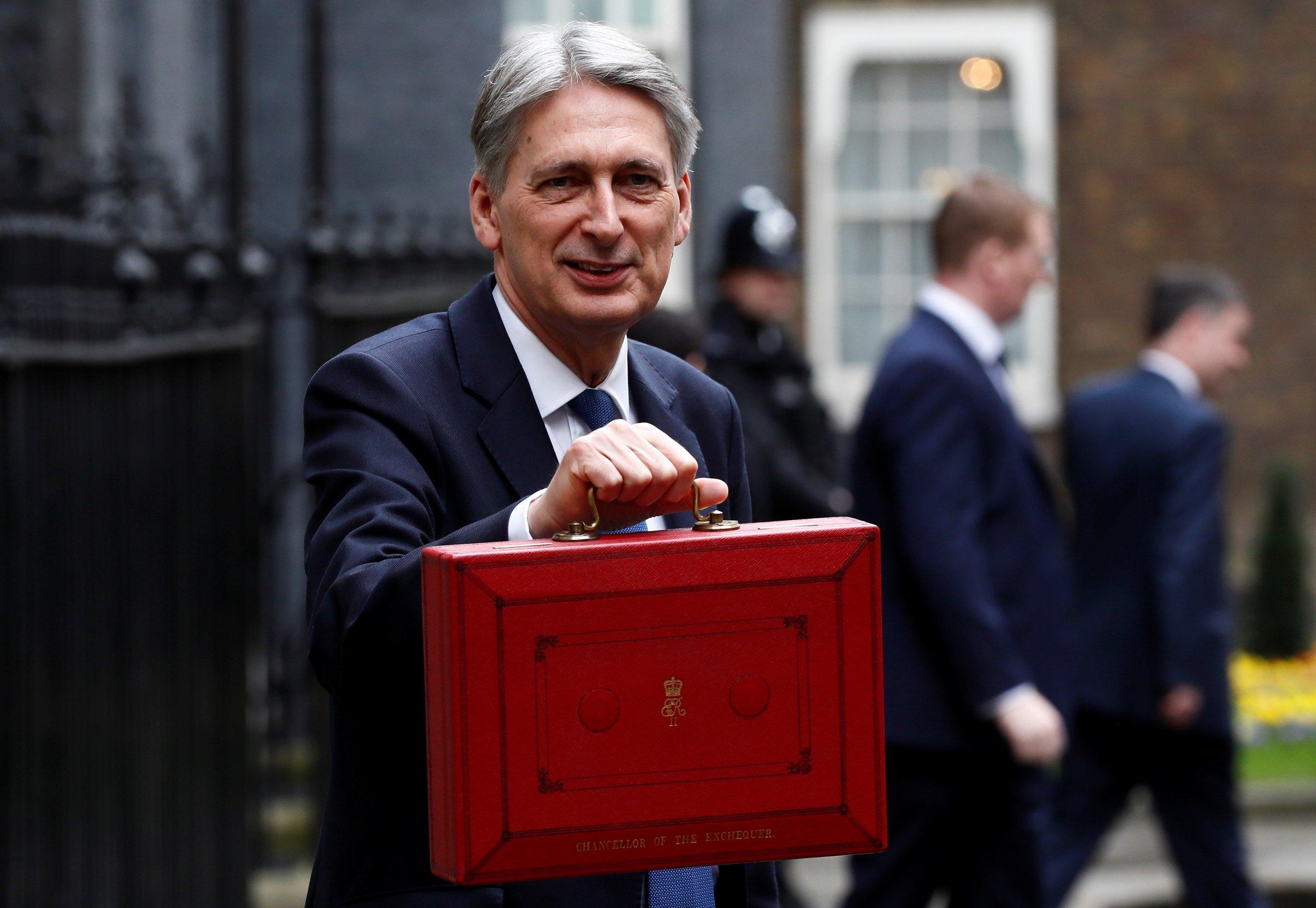 Hammond Budget 2017