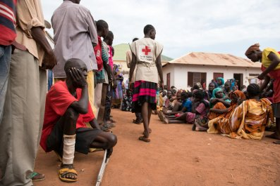 South Sudan Red Cross
