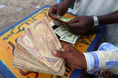 Somali shillings