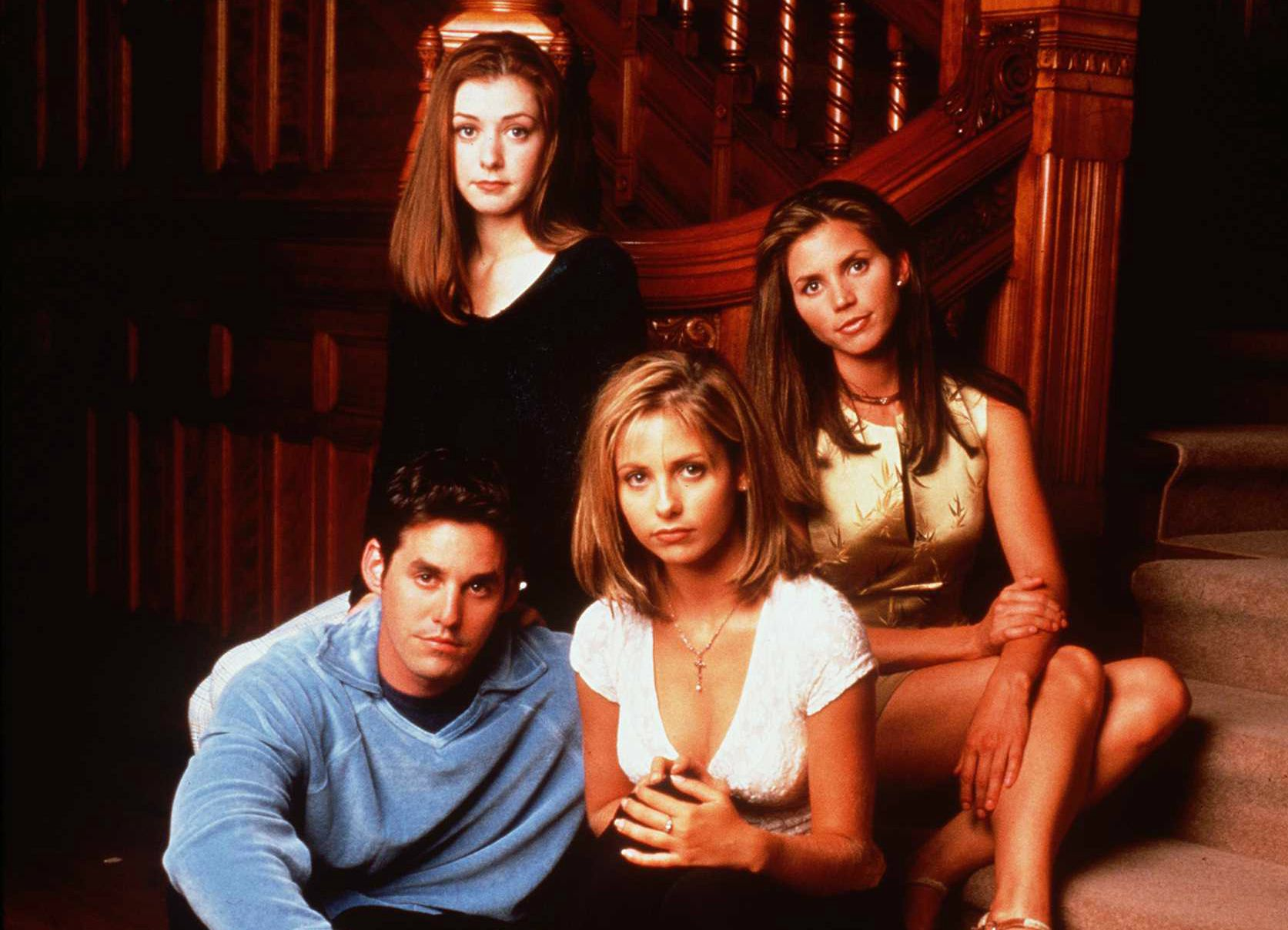 Image result for Buffy the Vampire Slayer Cordelia