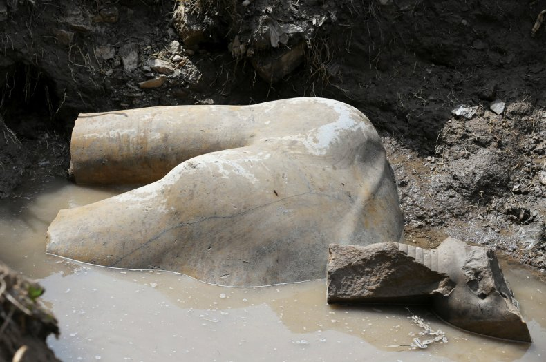 Egypt relic discovered