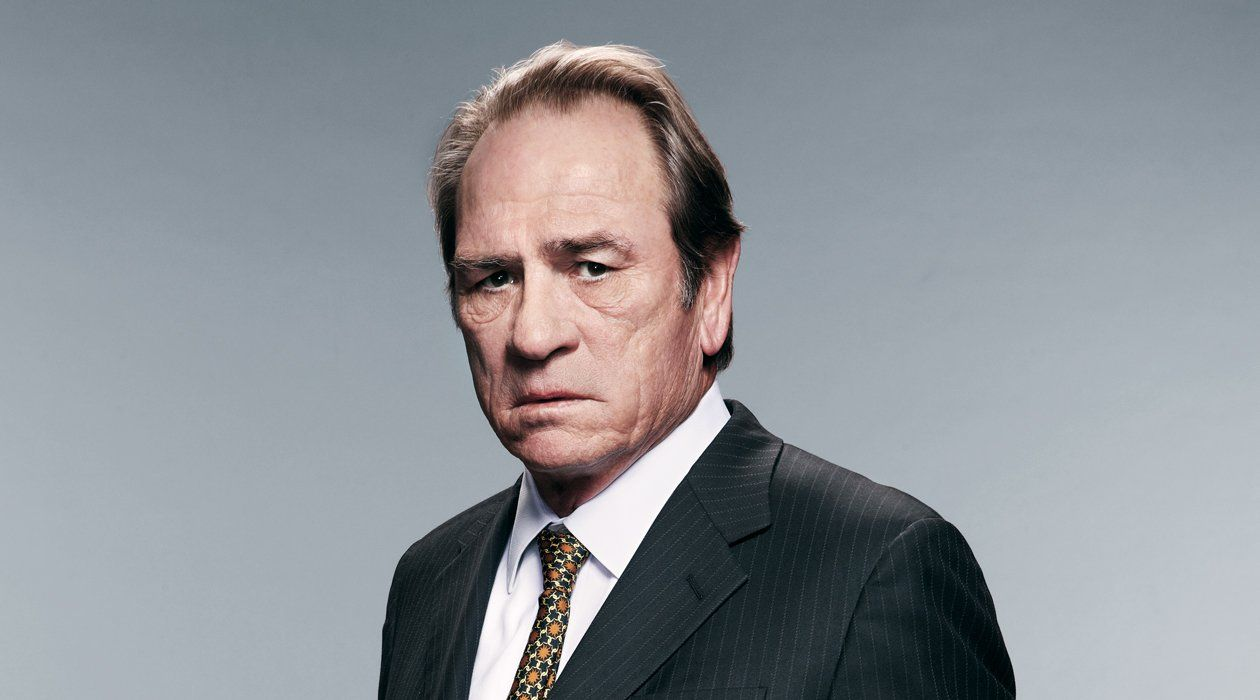 Tommy Lee Jones On Sunset Limited