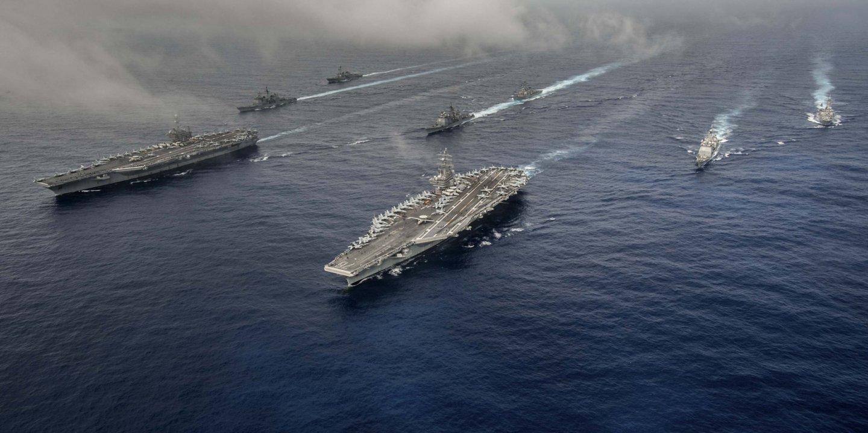 Virtual Warfare: U S  Navy Tests Technologies in 3-D Aboard the USS