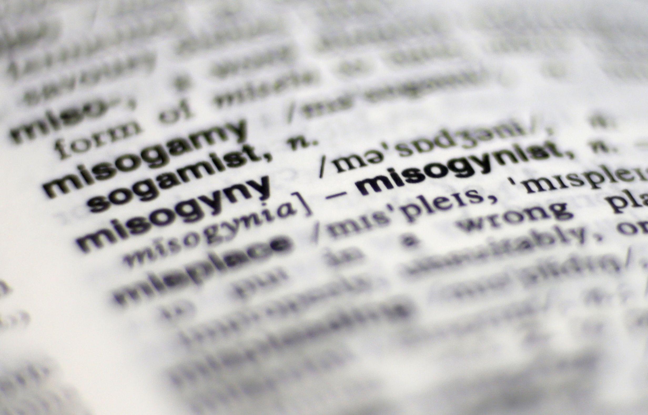 3-10-17 Misogyny