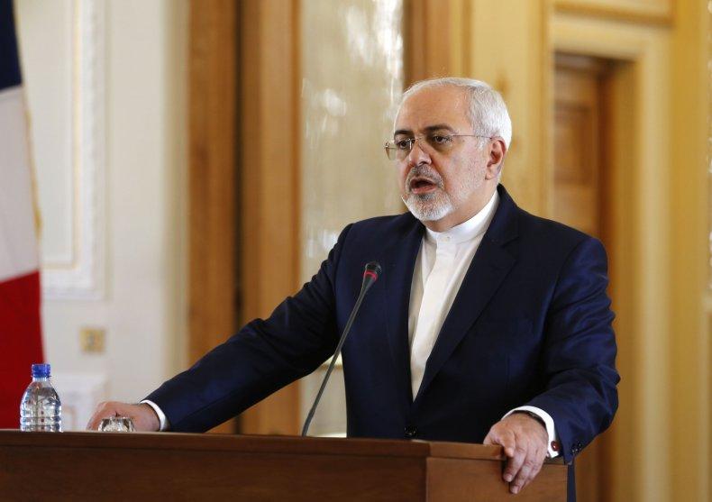 Iran's Zarif