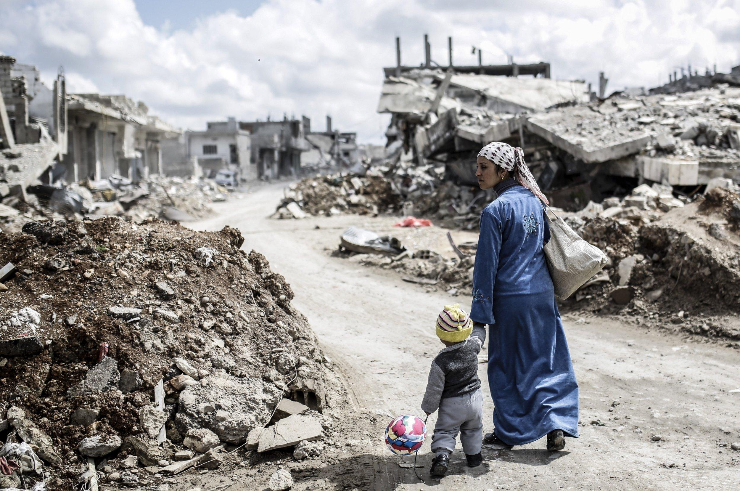 AZ ENSZ-BEN MEGTILTOTTÁK A SZÍRIAI GAZDASÁG HELYREÁLLÍTÁSÁBAN NYÚJTANDÓ SEGÍTSÉGET