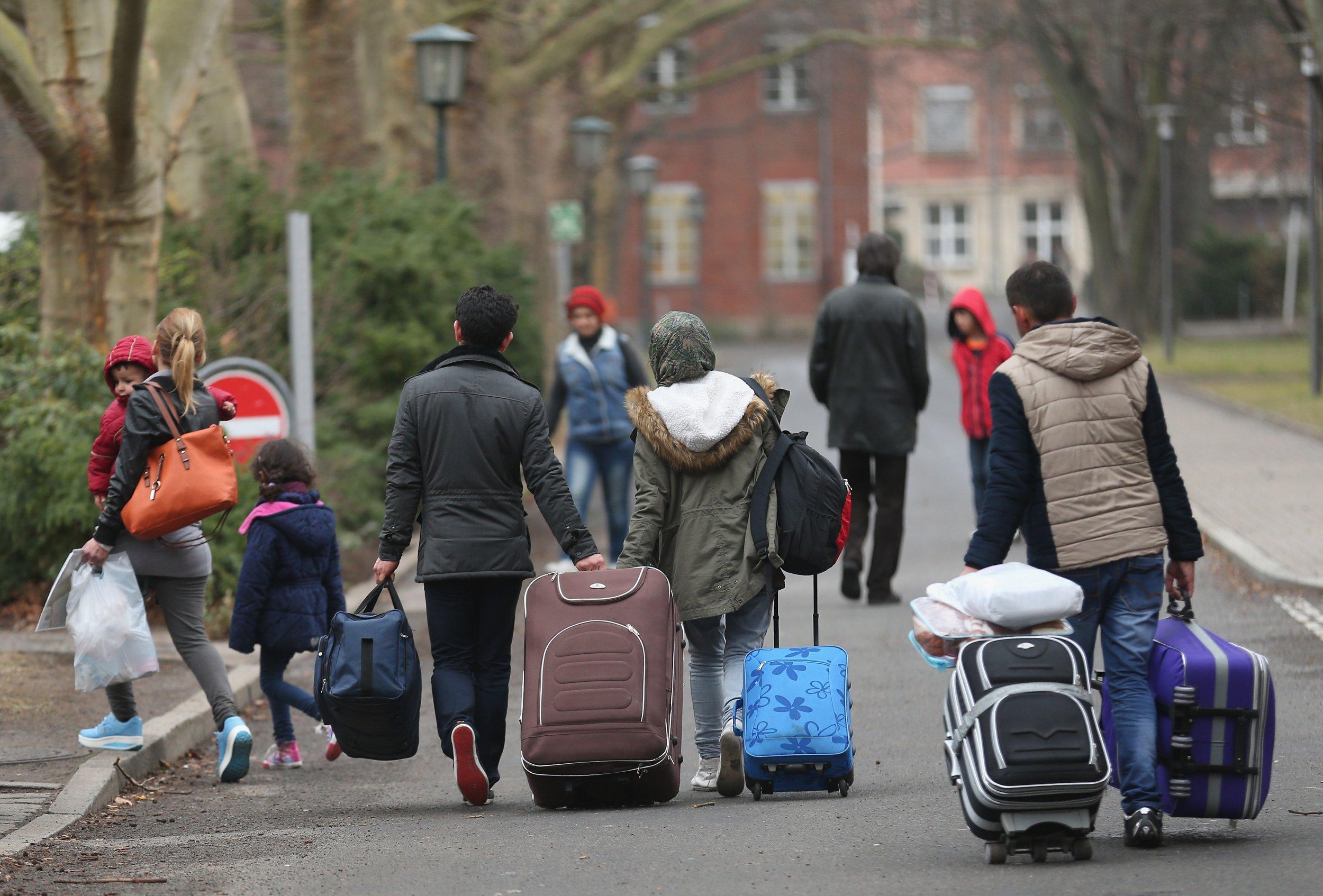 Germany refugees
