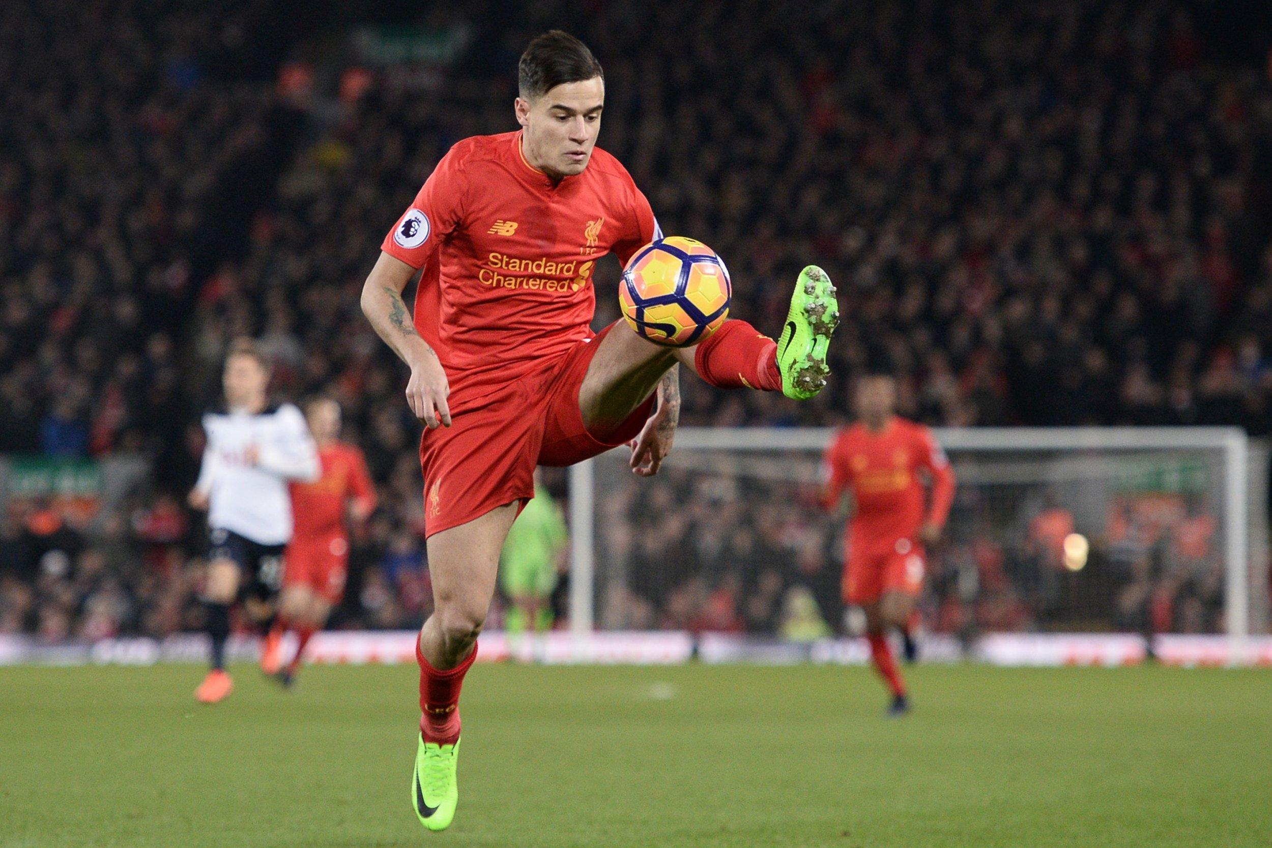 Liverpool Marseille Teenager Makes Major Philippe Coutinho Revelation