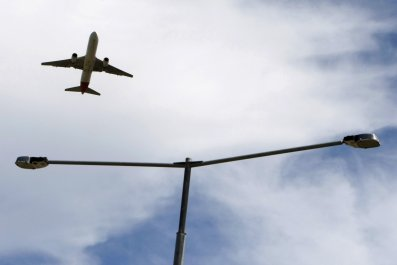 Melbourne's Tullamarine Airport
