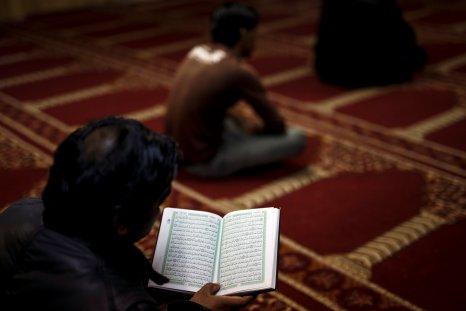 mosque, Quran
