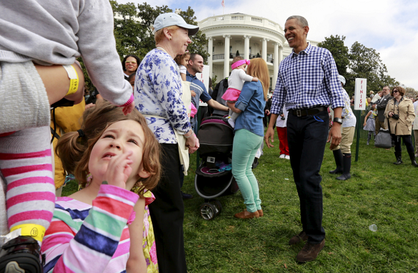 Find out how to score White House Easter Egg Roll lottery tickets.