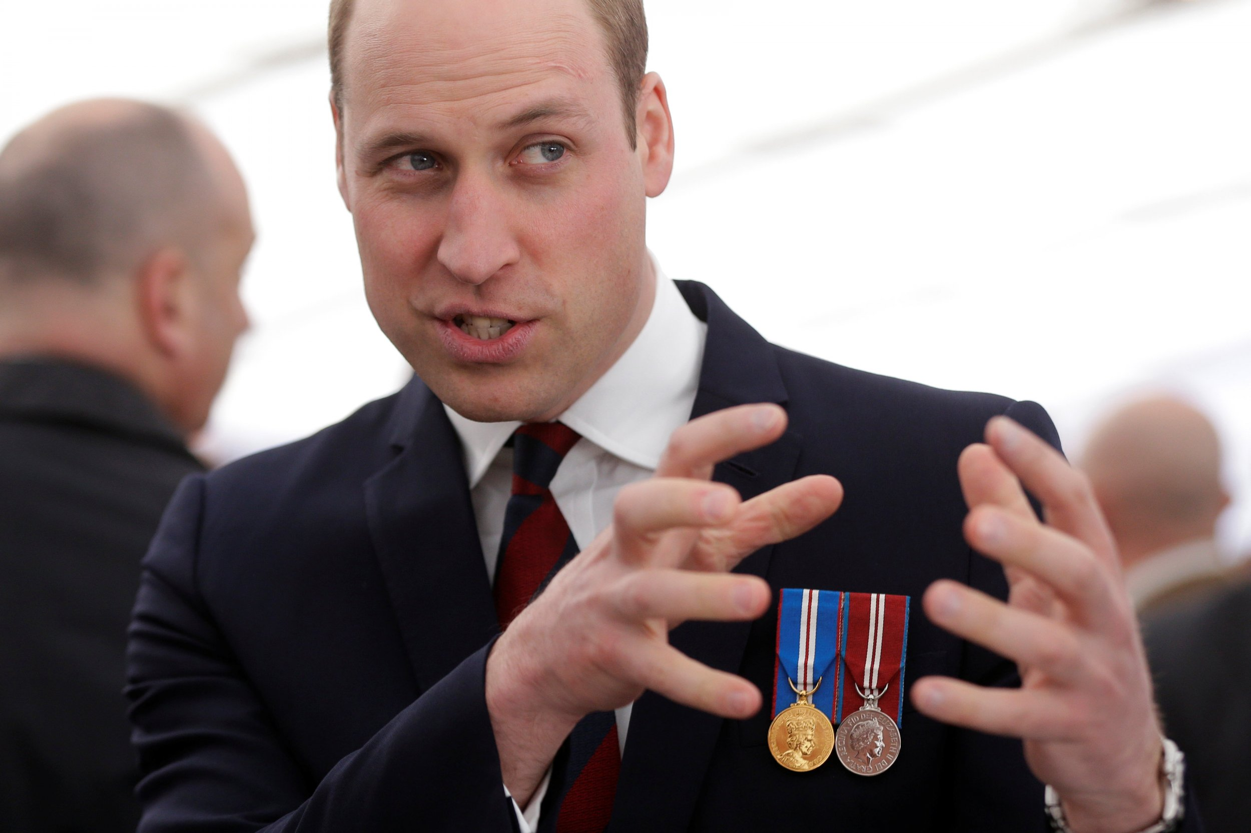 Will Prince William Be King? 'Work-Shy' Allegations Prompt