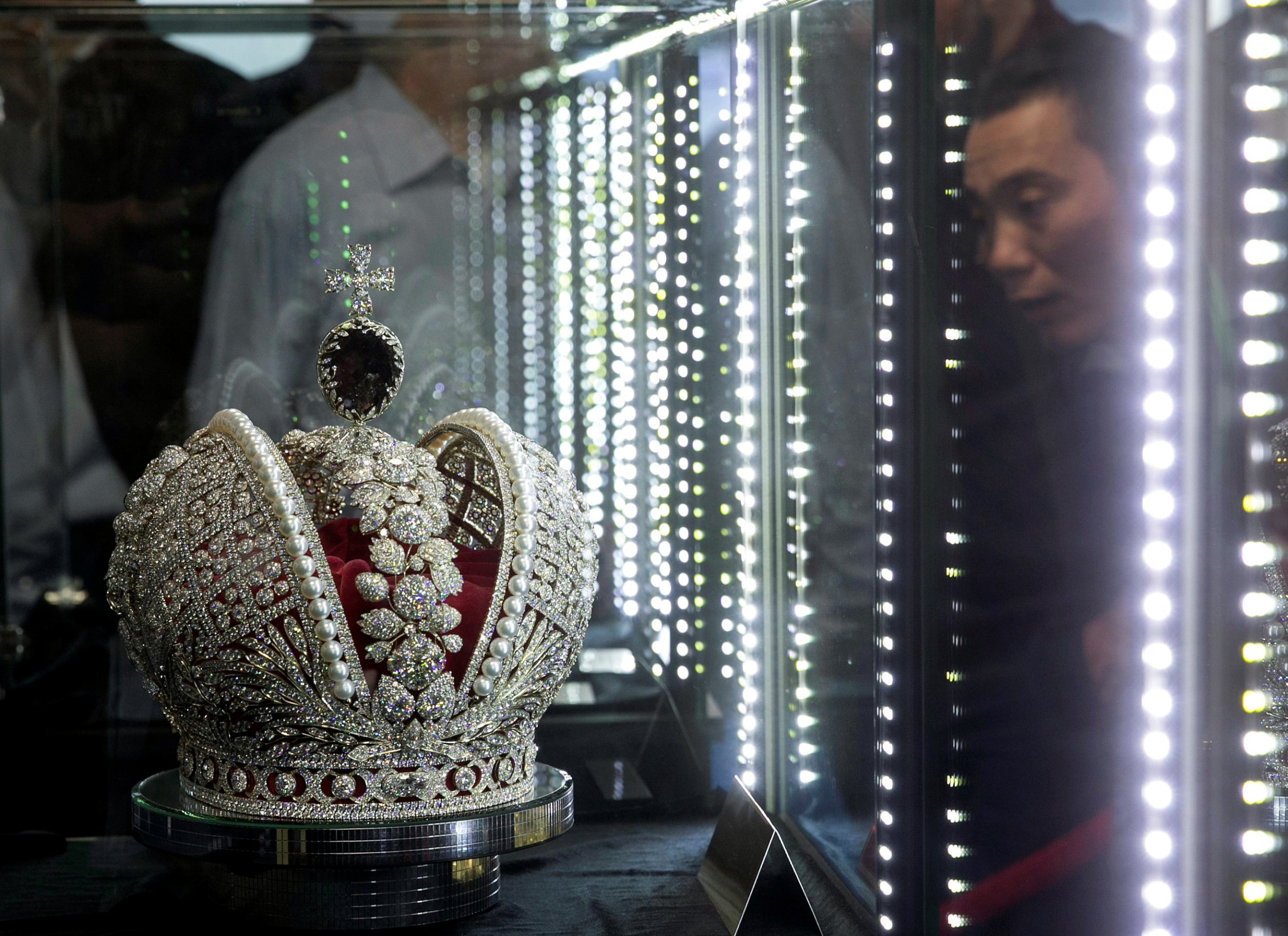Russian imperial crown