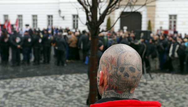 German neo-Nazi group sentenced for attempting to attack refugee centers.