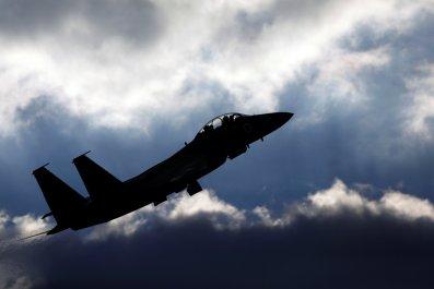 Israeli Air Force F-15