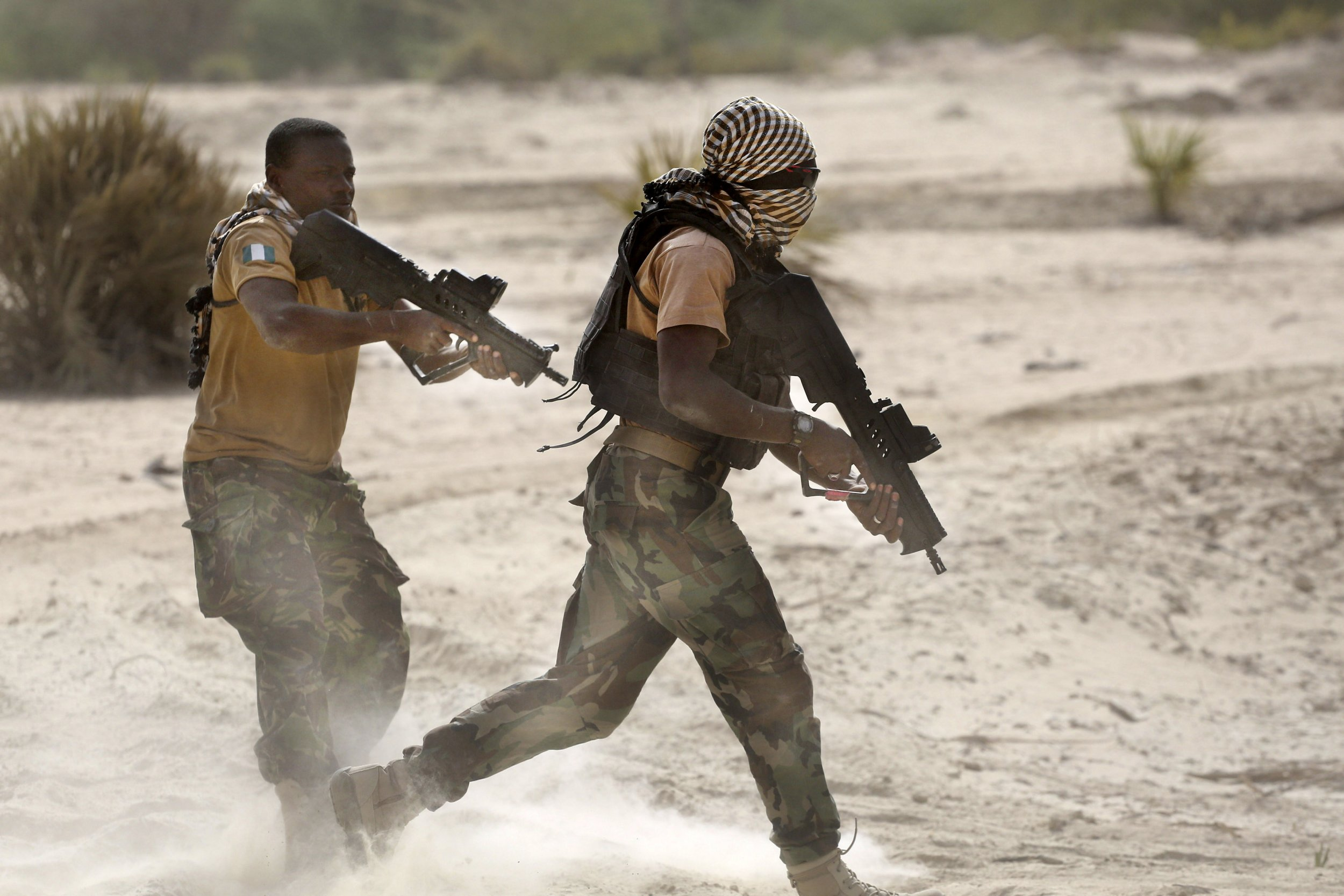 How Africa Can Win the War on Islamist Militants  Nigerian Army Special Forces