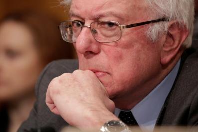 Americans still favor Bernie Sanders over President Donald Trump.