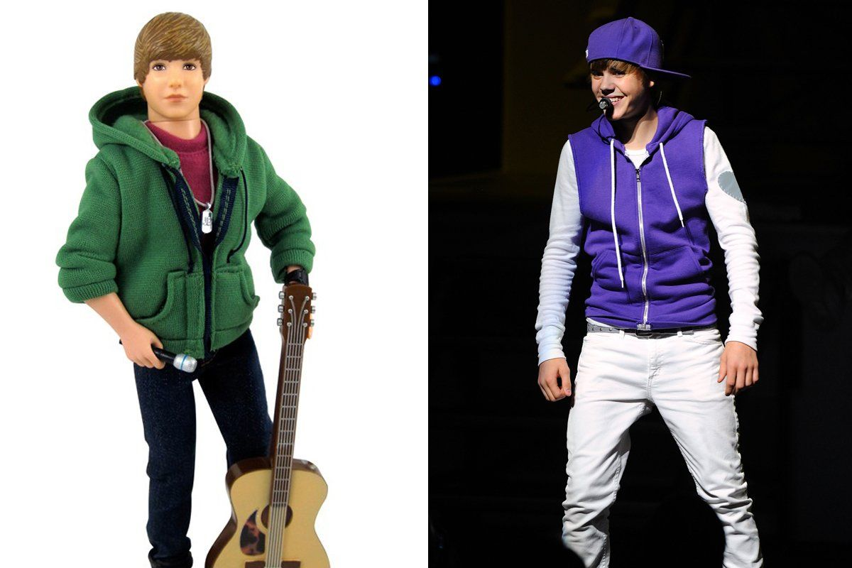 Why The Justin Bieber Doll Wears Boxer Briefs