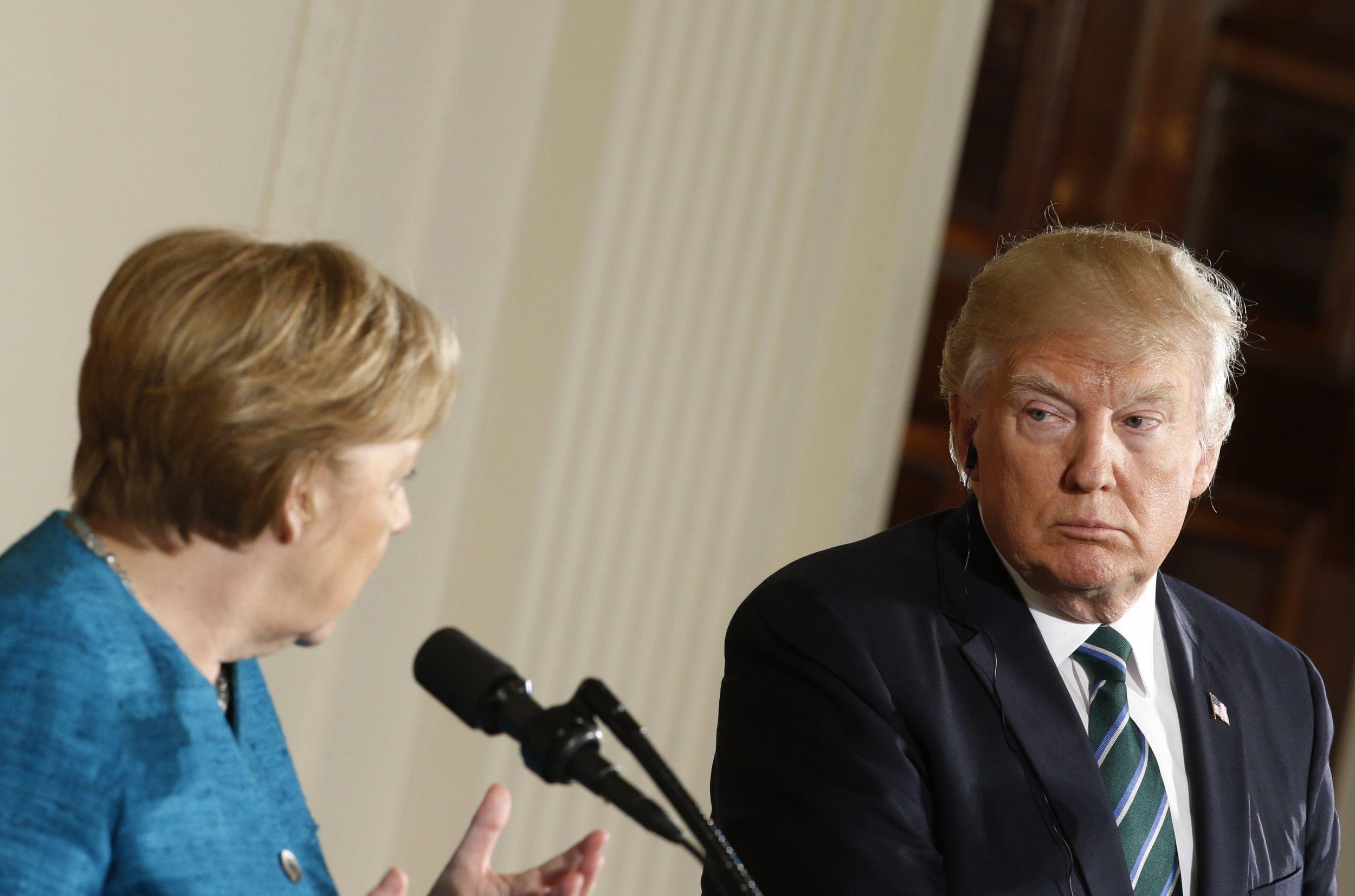 316_Trump Merkel