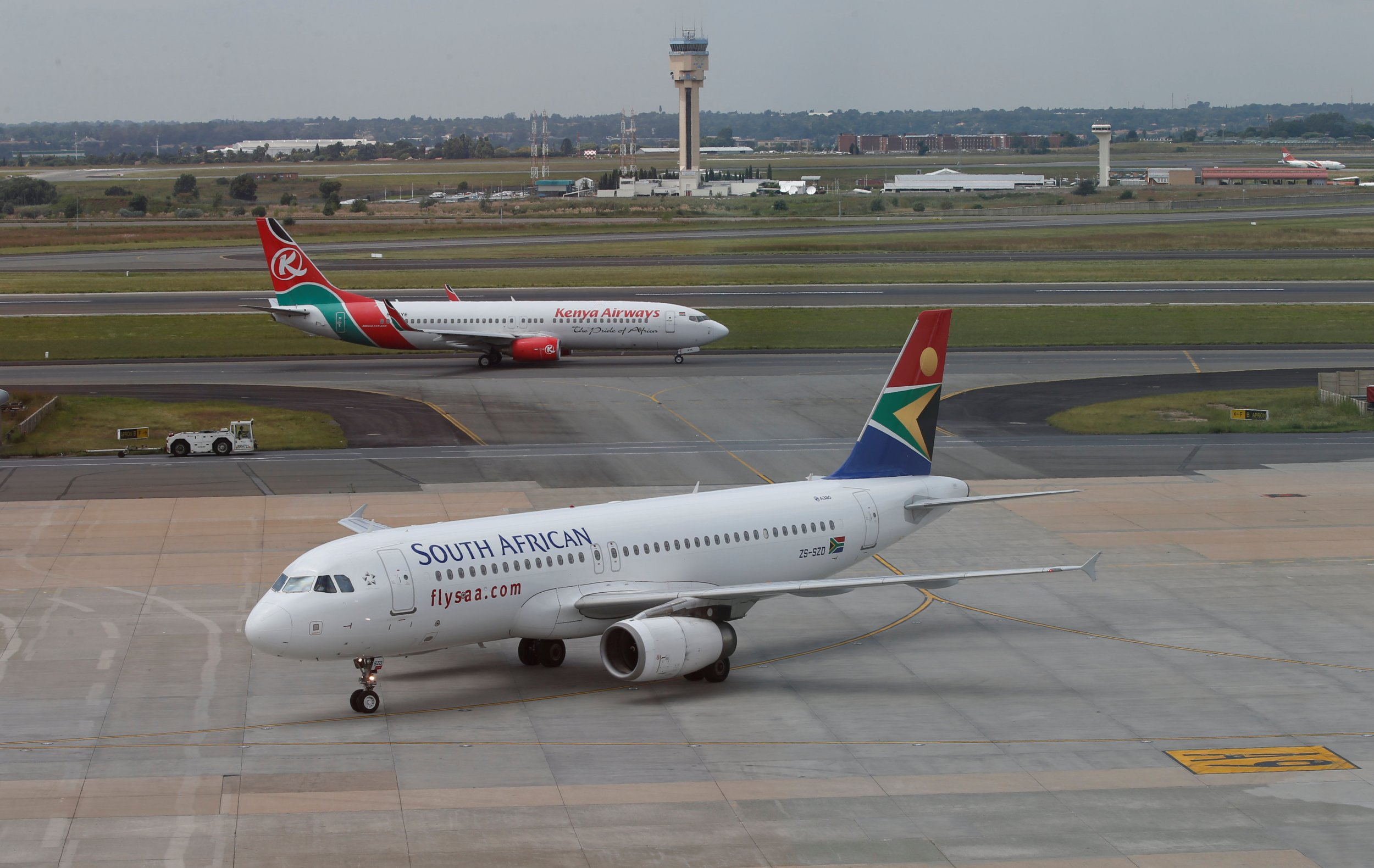 South Africa Airport Heist Suspect Arrested After Posting