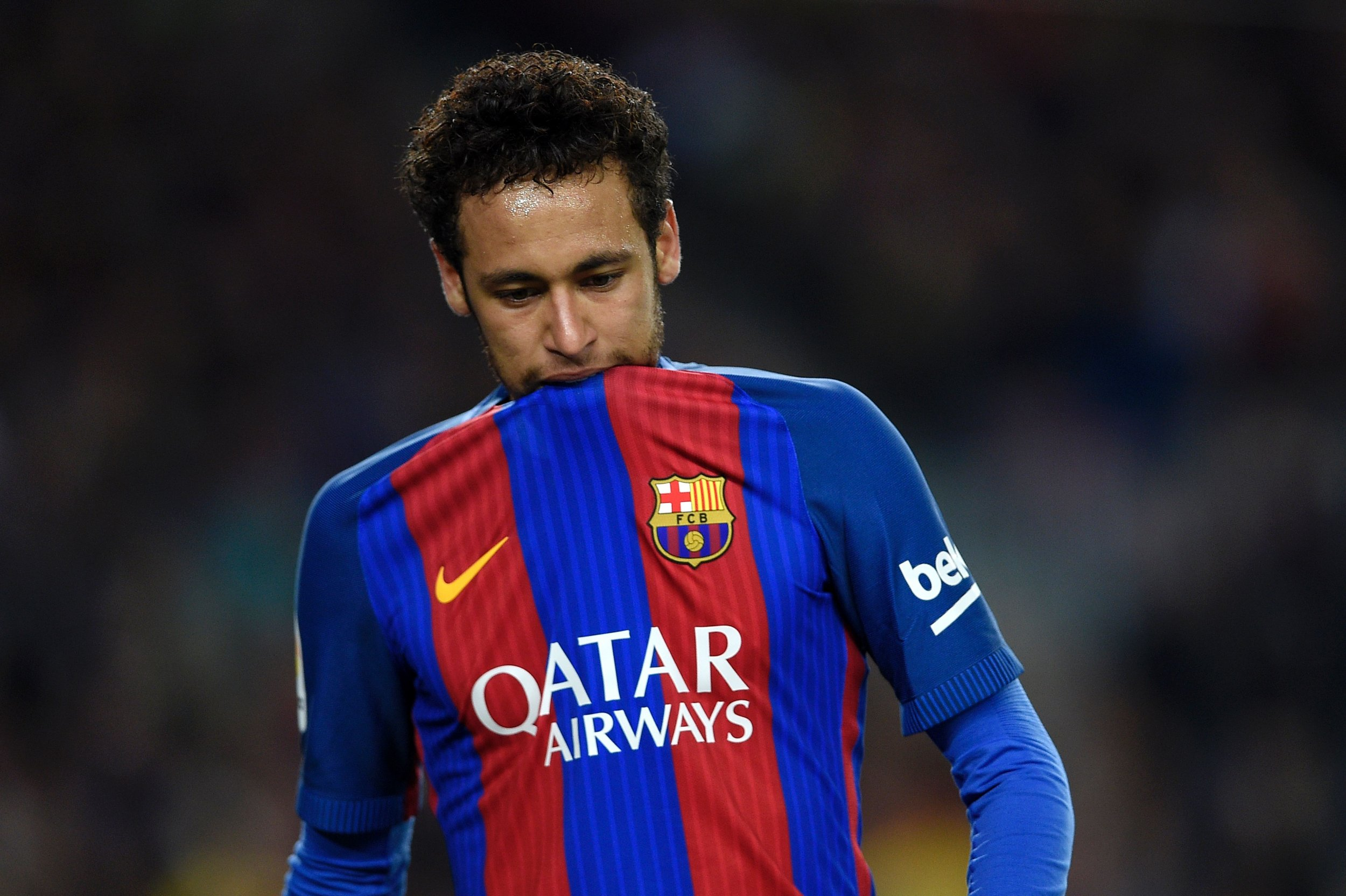 Manchester united on alert as neymar says i want to play for Neymar coupe de cheveux barca