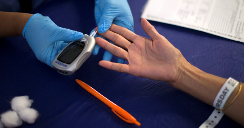 New study connects global warming to diabetes.