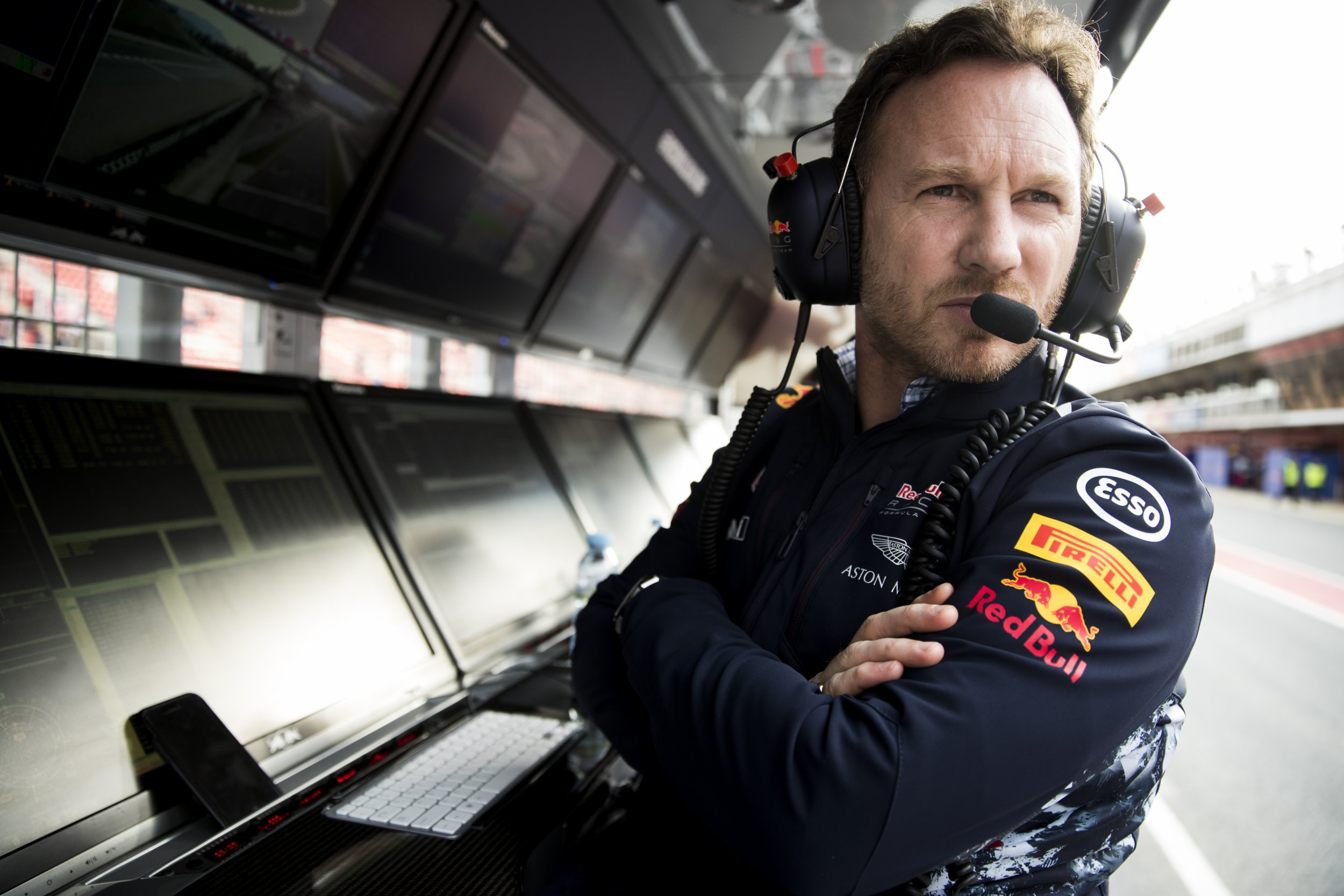 Formula One Exclusive Christian Horner On Racer Rivalry