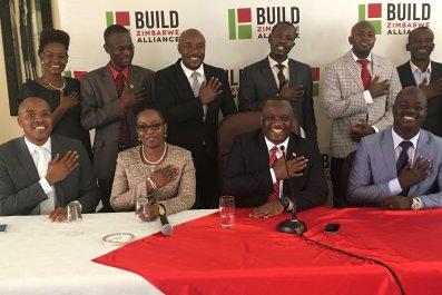 BZA press conference