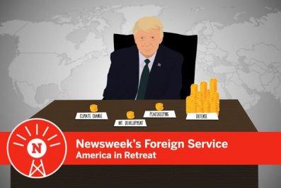 Donald Trump podcast