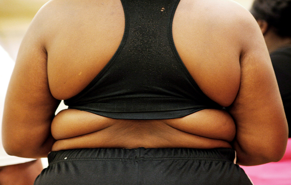 The fattest cities in the U.S. are in the south.