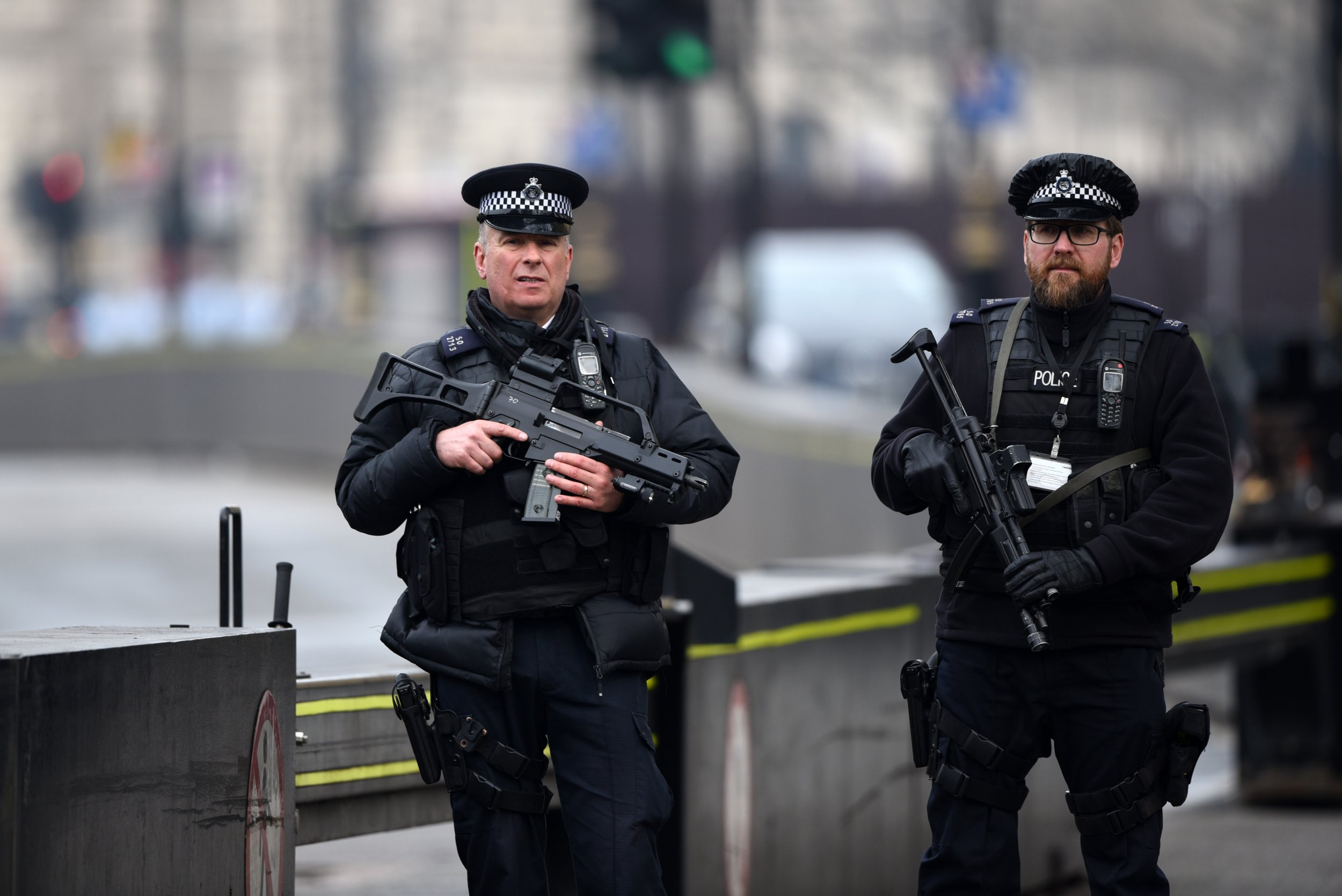 London police forces
