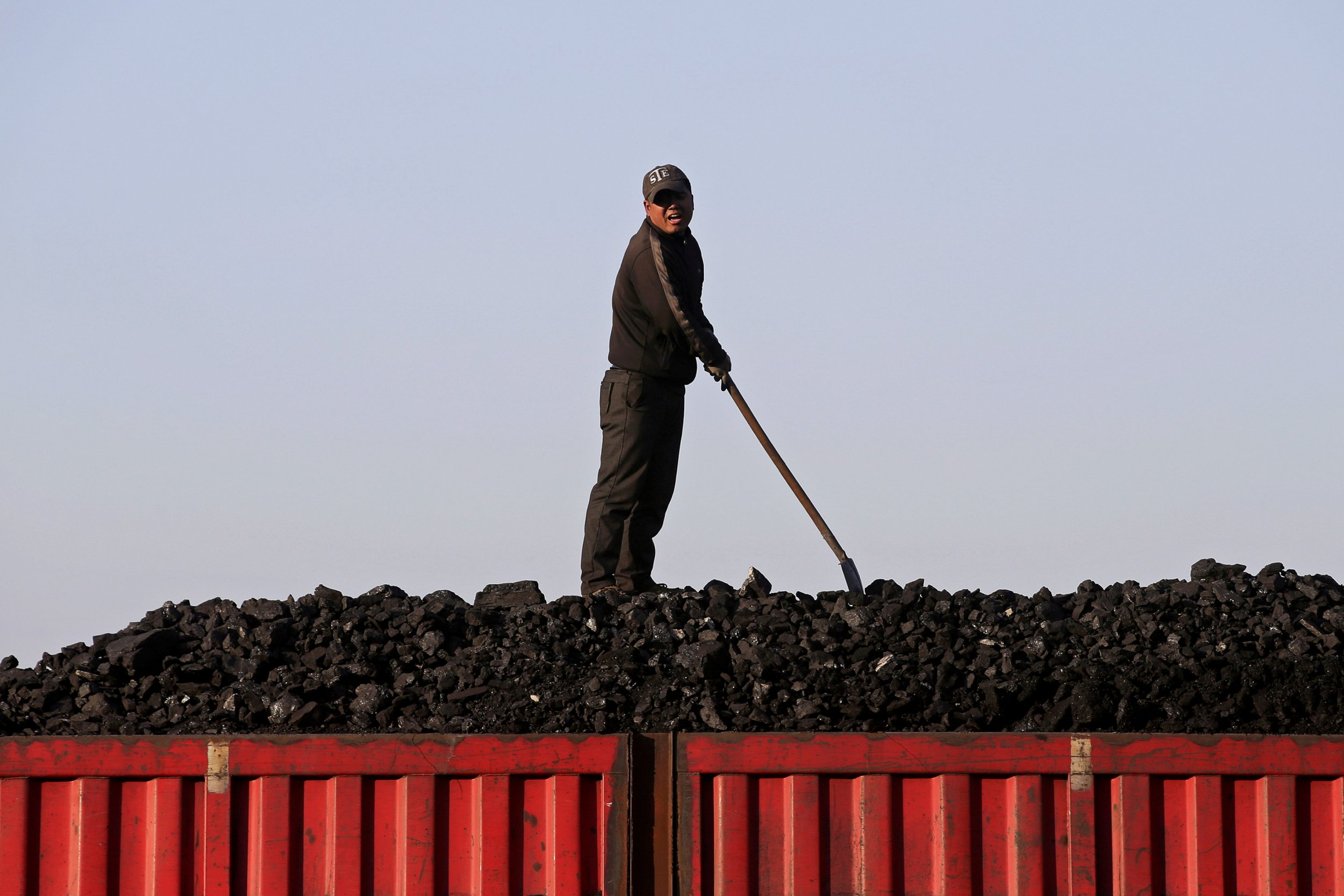 Coal plants are in 'freefall' amid declining demand overseas