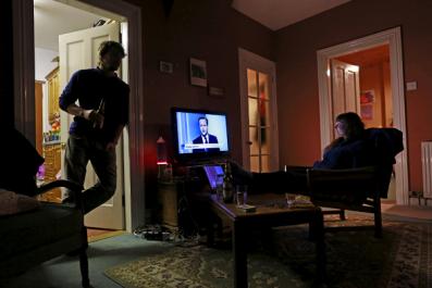 A new study finds millennials aren't watching TV until their older.