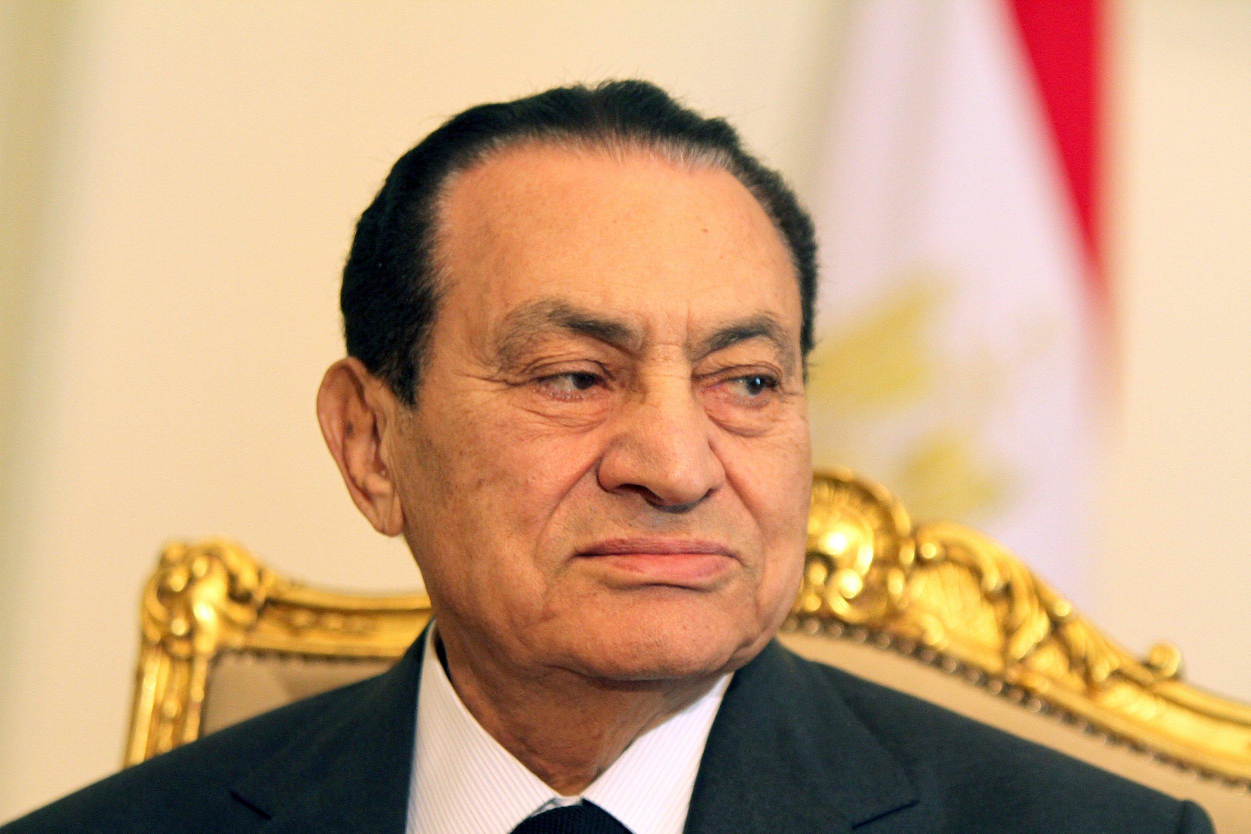 hosni mubarak - photo #4