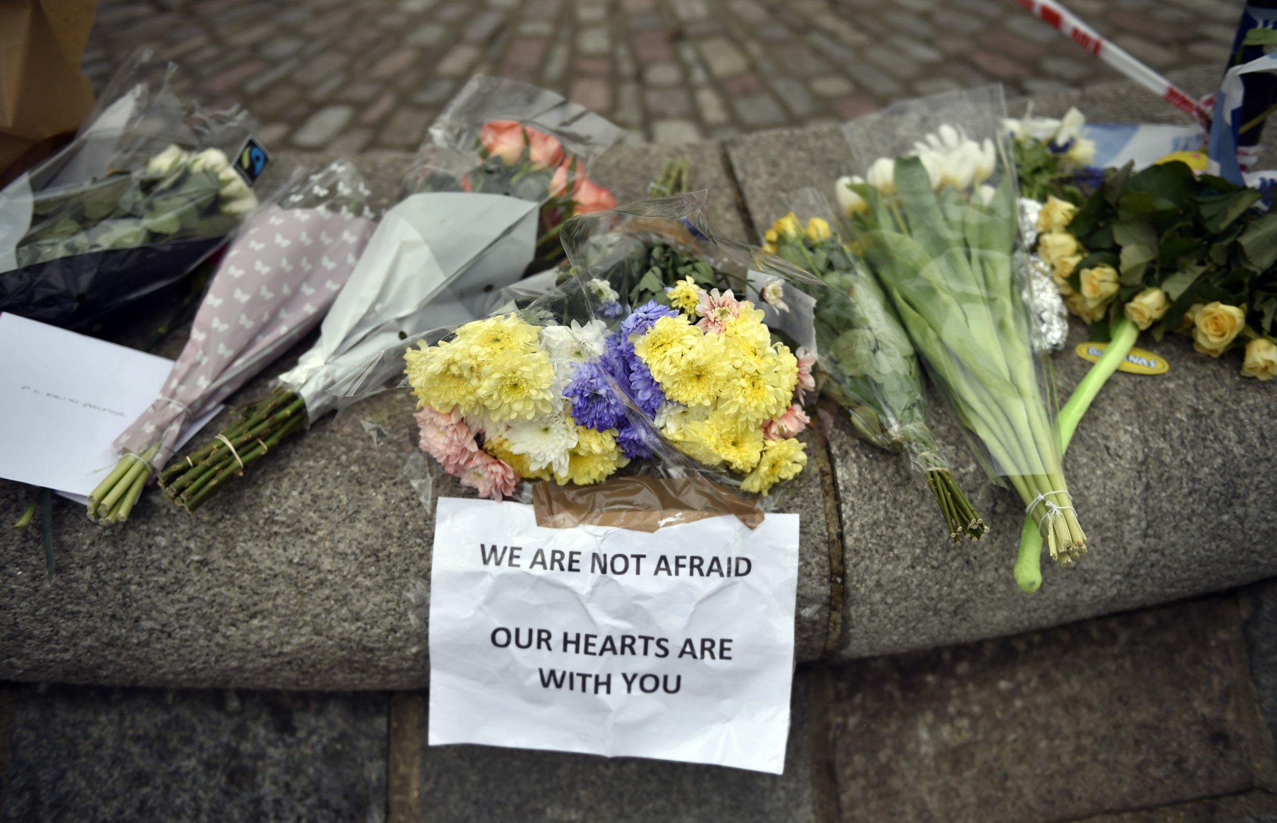 London attack tribute
