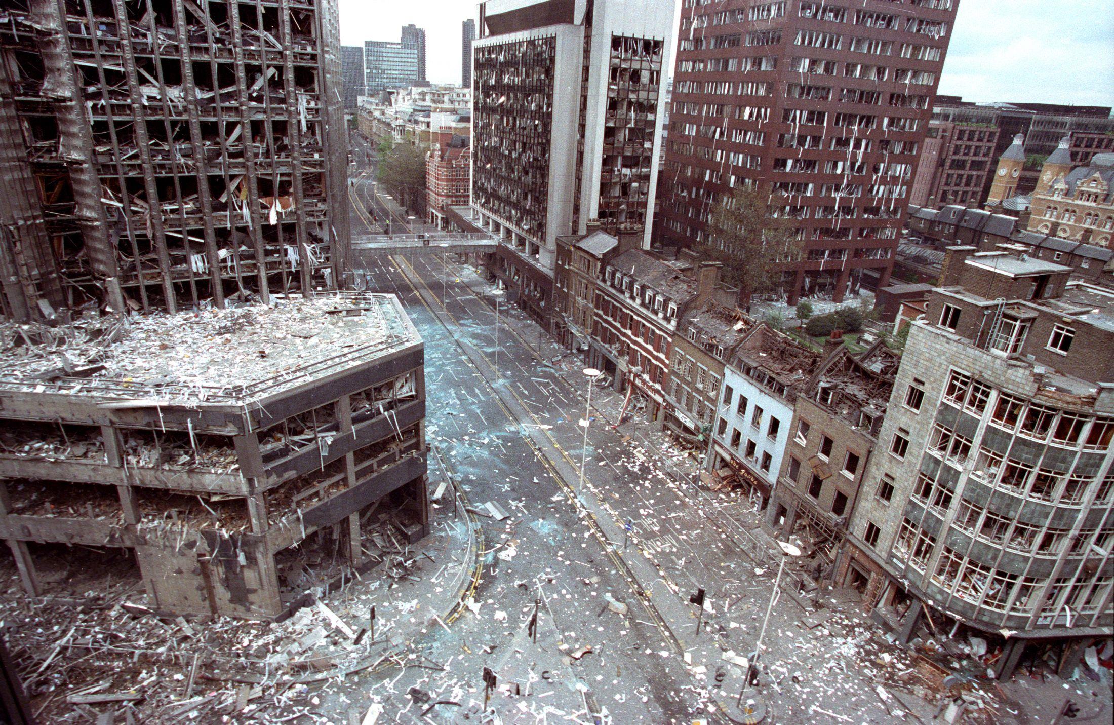 city of london IRA