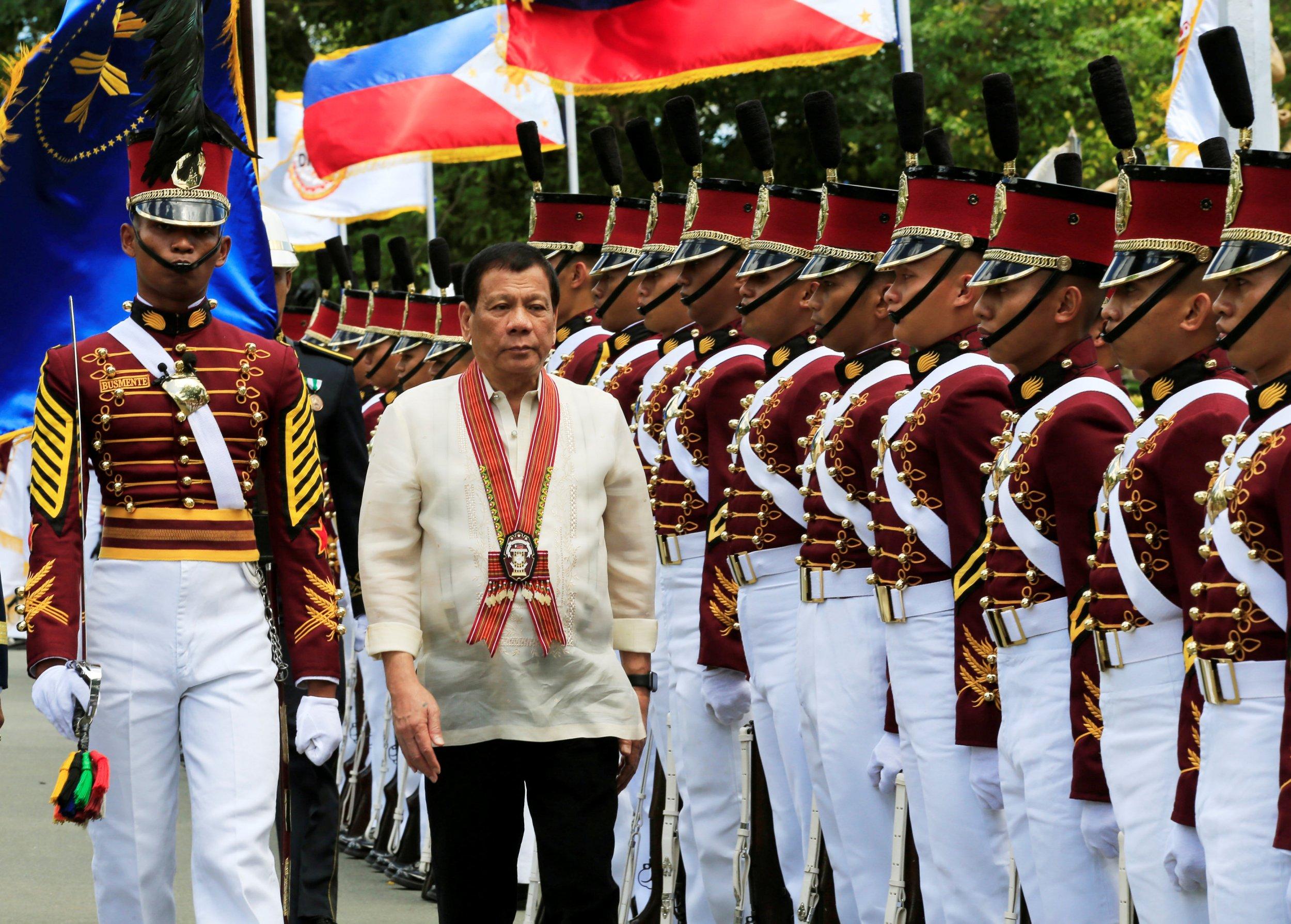 philippines u0026 39  communists look ahead to peace talks with duterte