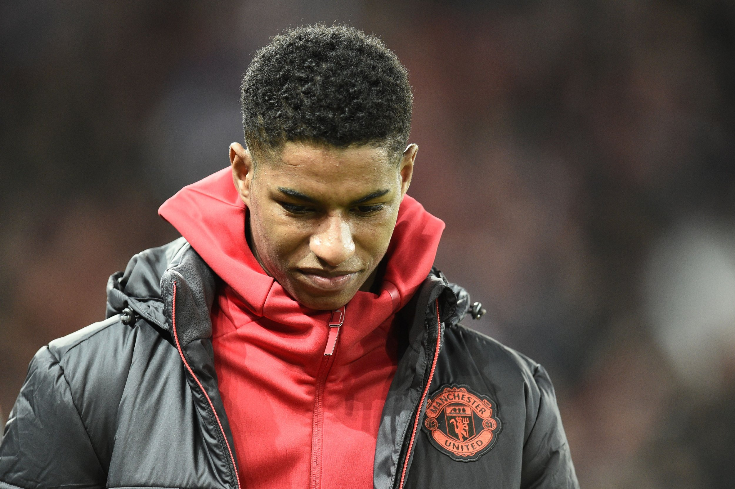 manchester united icon s advice to marcus rashford. Black Bedroom Furniture Sets. Home Design Ideas