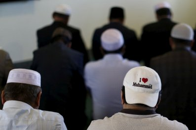 mosque prayer