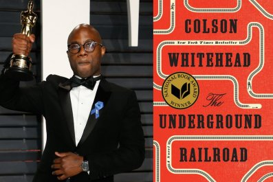 3-27-17 Underground Railroad Barry Jenkins