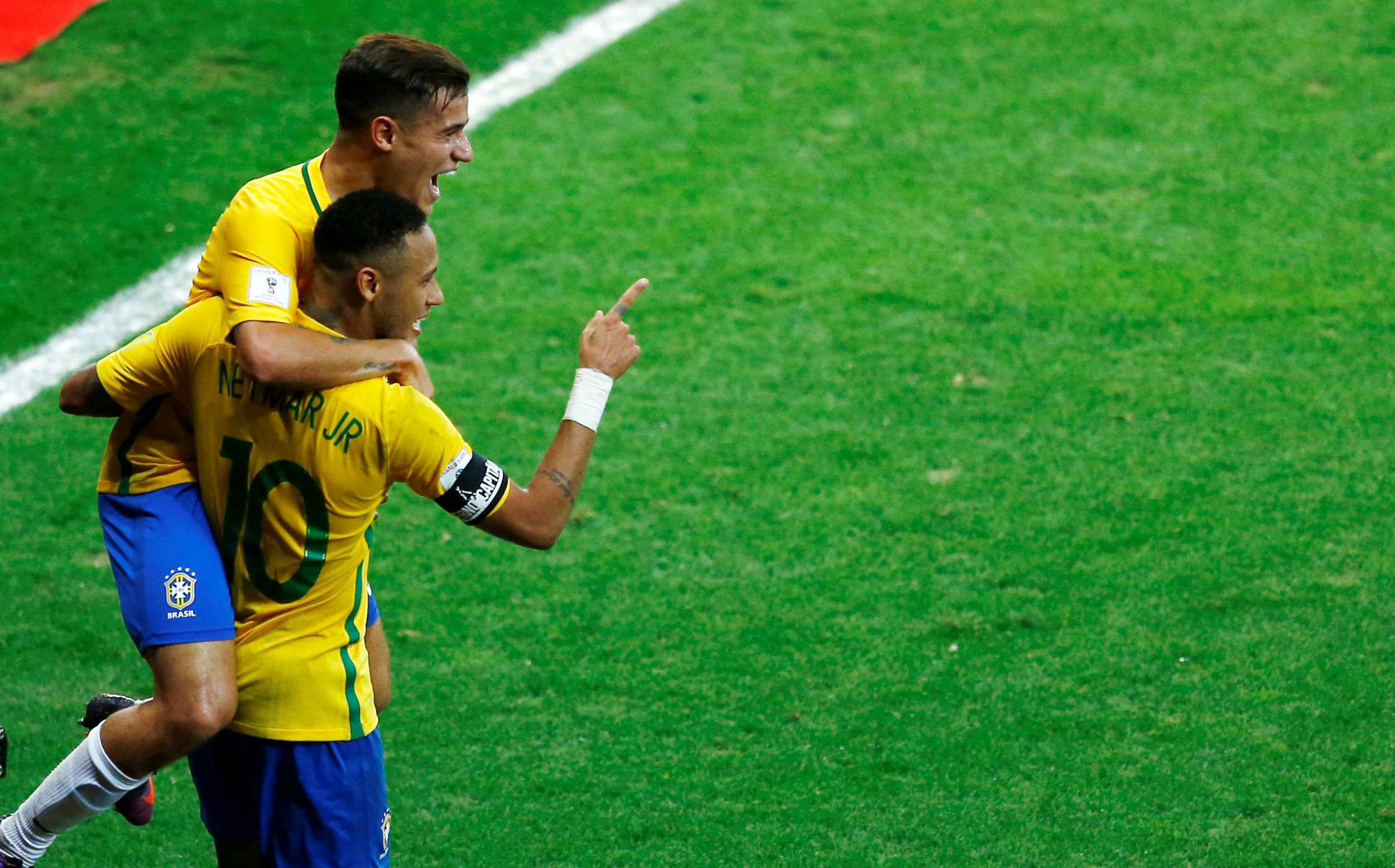 Neymar Courts Liverpool Star for Summer Move to Barcelona  Neymar Courts L...