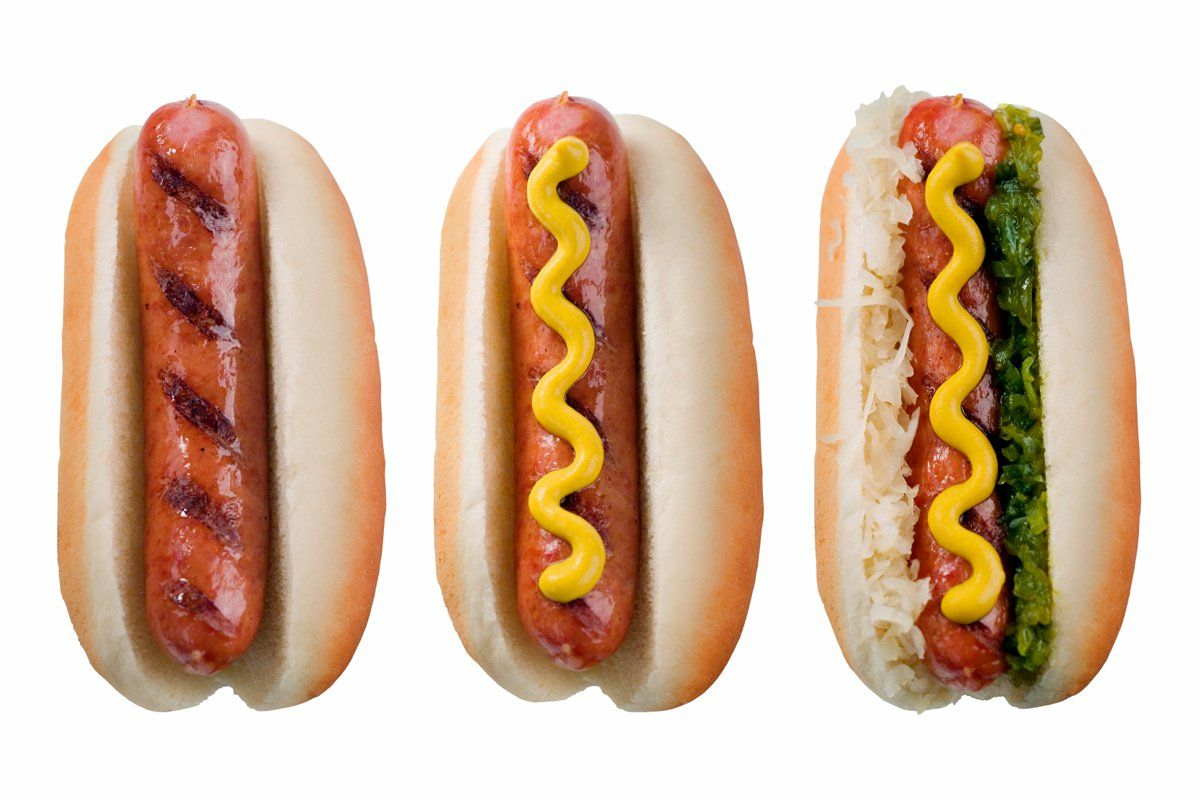 What Song Has Lyrics About Eating Hot Dogs