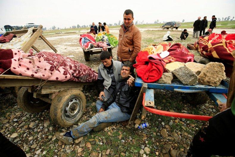 Mosul strikes