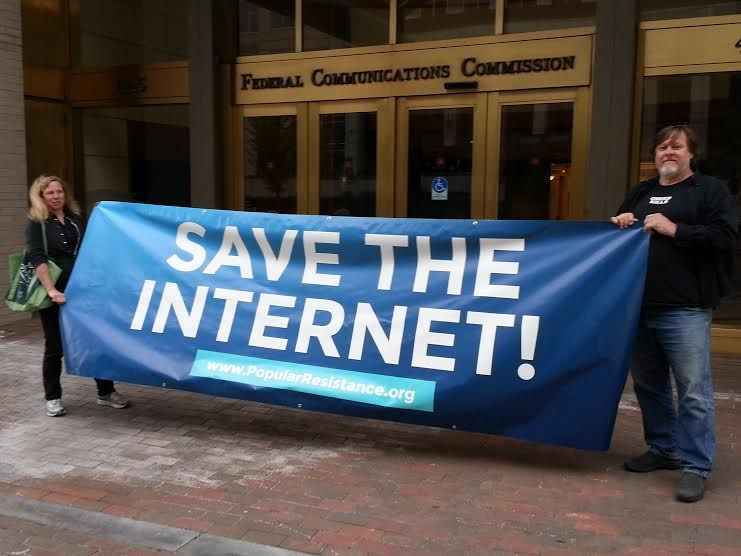 internet privacy safety fcc protest