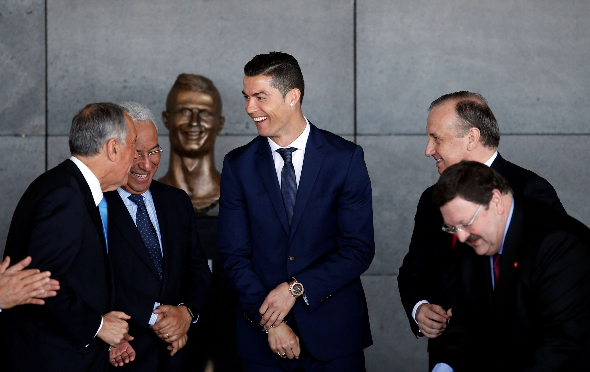 Real Madrid and Portugal star Cristiano Ronaldo