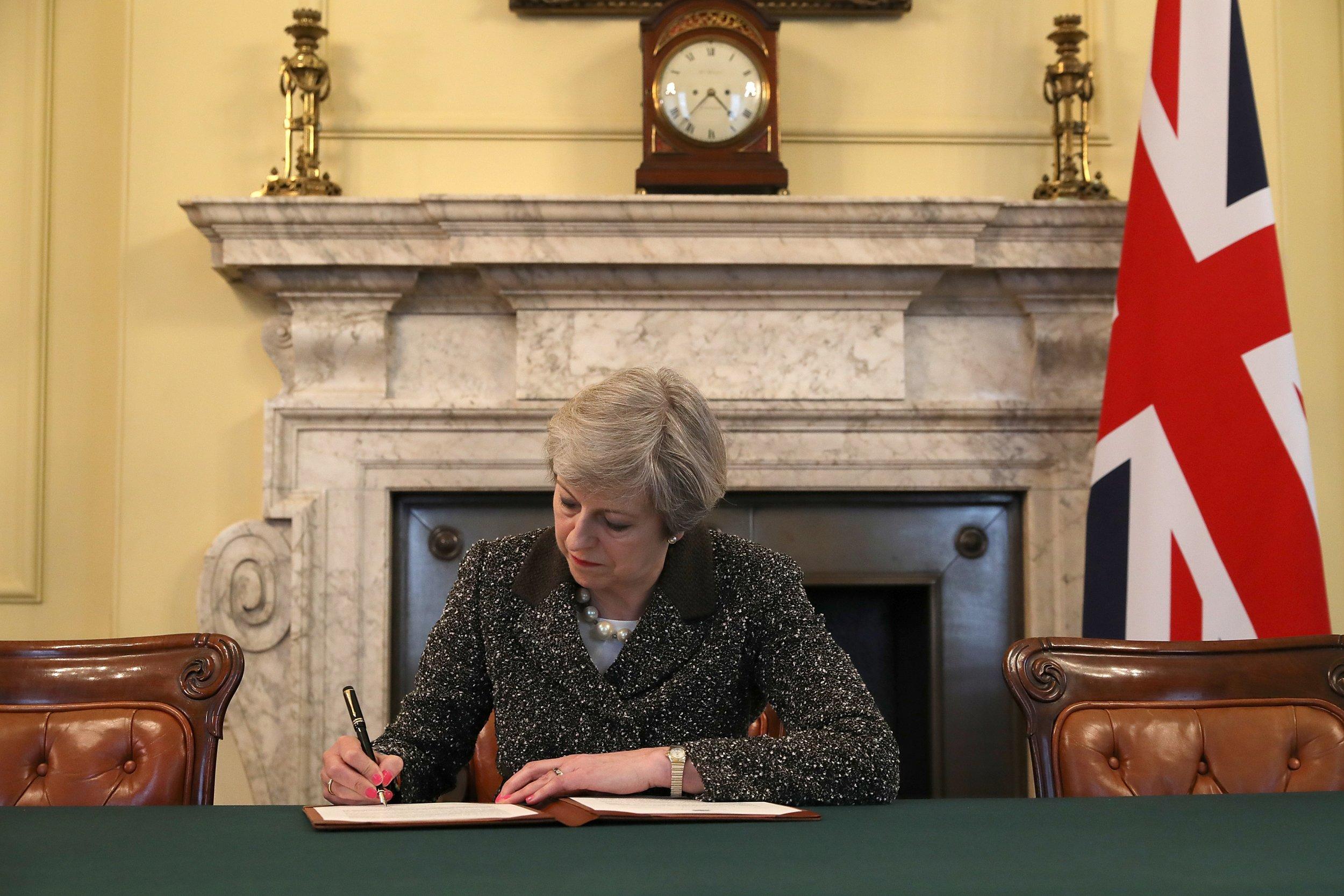 Brexit Round 2