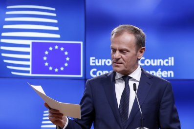 Brexit day Donald Tusk