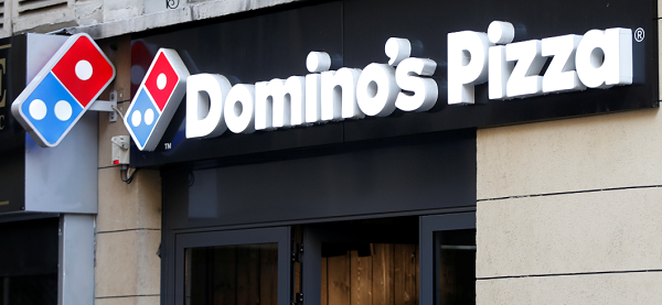 Domino's will being delivering pizza to customers in Europe via robots.